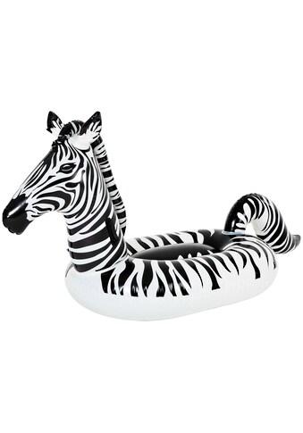 BESTWAY Schwimmtier »Zebra«, BxLxH: 104x246x122 cm, mit LED - Licht kaufen