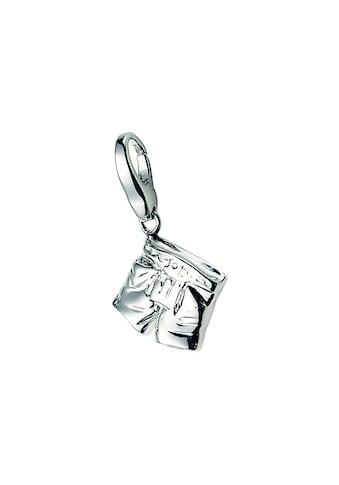 GIORGIO MARTELLO MILANO Charm-Einhänger »Lederhose, Silber 925« kaufen