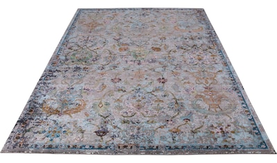 Festival Teppich »Picasso 11599«, rechteckig, 6 mm Höhe, Wohnzimmer kaufen