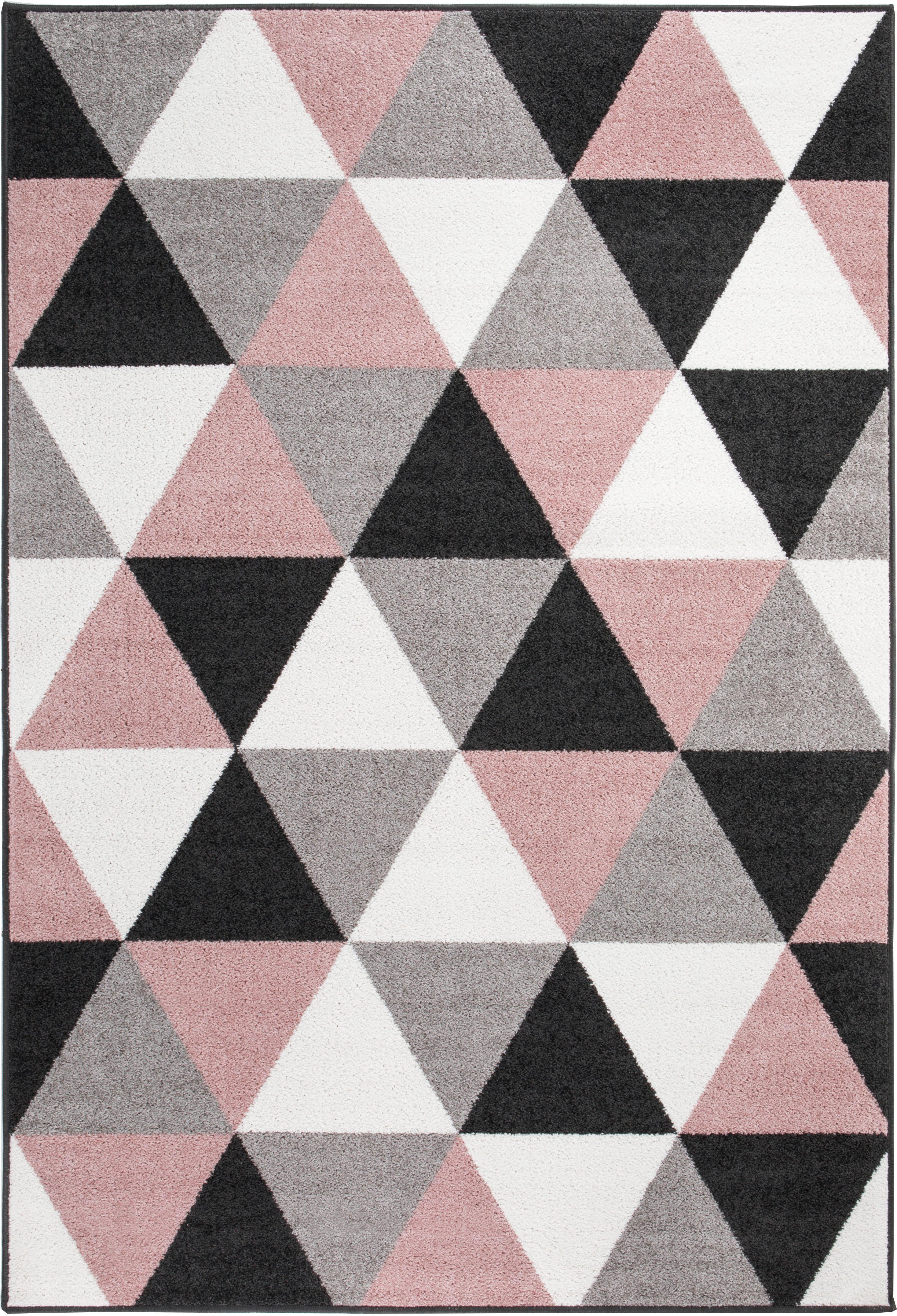 Teppich Salamanca Andiamo rechteckig Höhe 7 mm maschinell gewebt