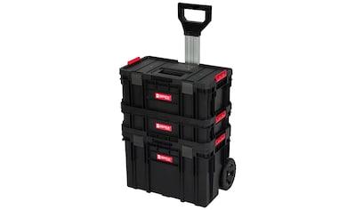 Kreher Werkzeugtrolley, (Set, 3 St.), 2 Boxen, 1 Trolley kaufen