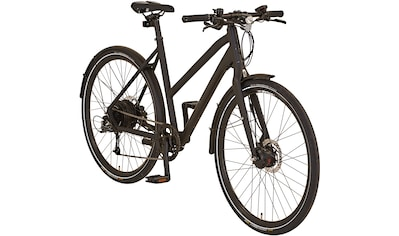 "Prophete E - Bike »URBANICER City E - Bike 28""«, 8 Gang Shimano Shimano Deore Schaltwerk, Kettenschaltung, Frontmotor 250 W kaufen"