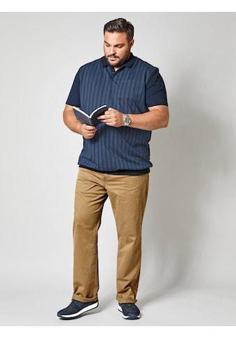 Men Plus by HAPPYsize Poloshirt Spezialschnitt kaufen