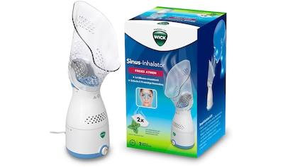WICK Inhalationsgerät »WH200E Sinus-Inhalator«, gibt warmen Dampf ab kaufen