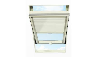 RORO TÜREN & FENSTER Dachfensterplissee »Plissee1140x1400 mm«, BxH: 114x140 cm kaufen
