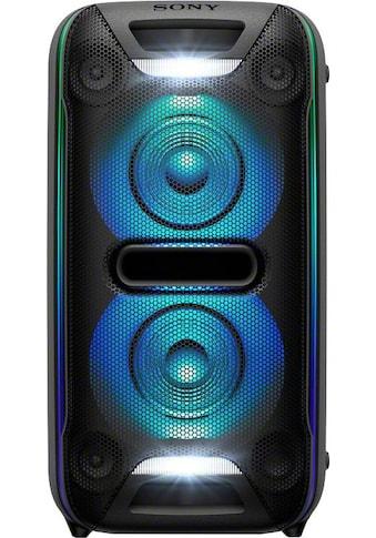 Sony »GTK - XB72« Bluetooth - Lautsprecher (Bluetooth) kaufen