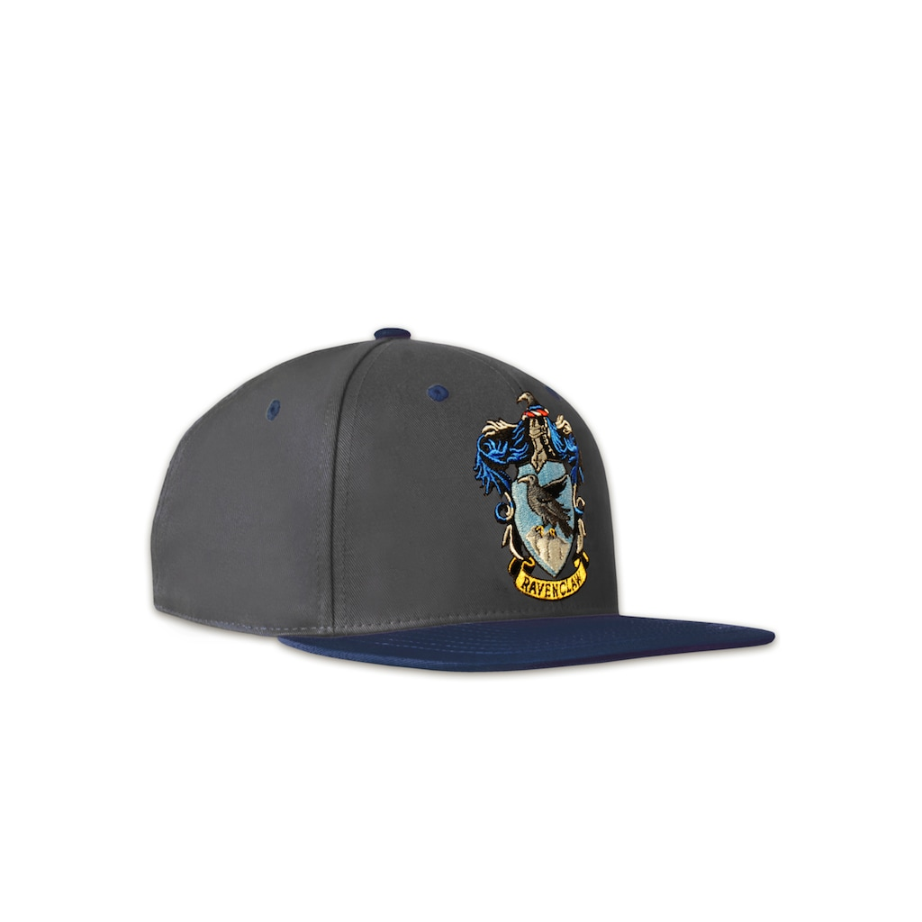 LOGOSHIRT Snapback Cap »Harry Potter – Ravenclaw«, mit lizenziertem Originaldesign