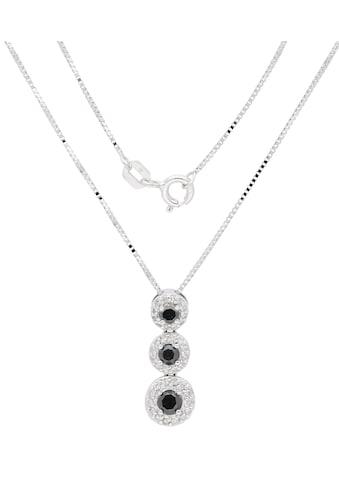 Vivance Kette mit Anhänger »Diamanten« kaufen