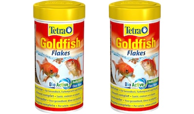 TETRA Fisch - Flockenfutter »Goldfish«, 2x250 ml kaufen