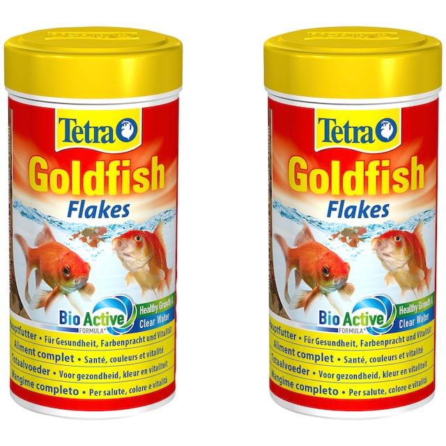 TETRA Fisch-Flockenfutter »Goldfish«, 2x250 ml