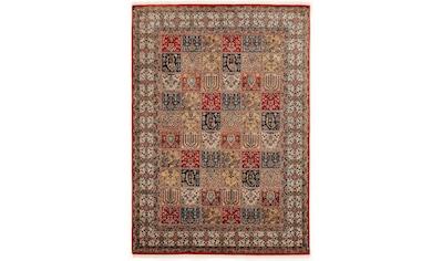 Orientteppich, »Vasuki«, OCI DIE TEPPICHMARKE, rechteckig, Höhe 4 mm, manuell geknüpft kaufen