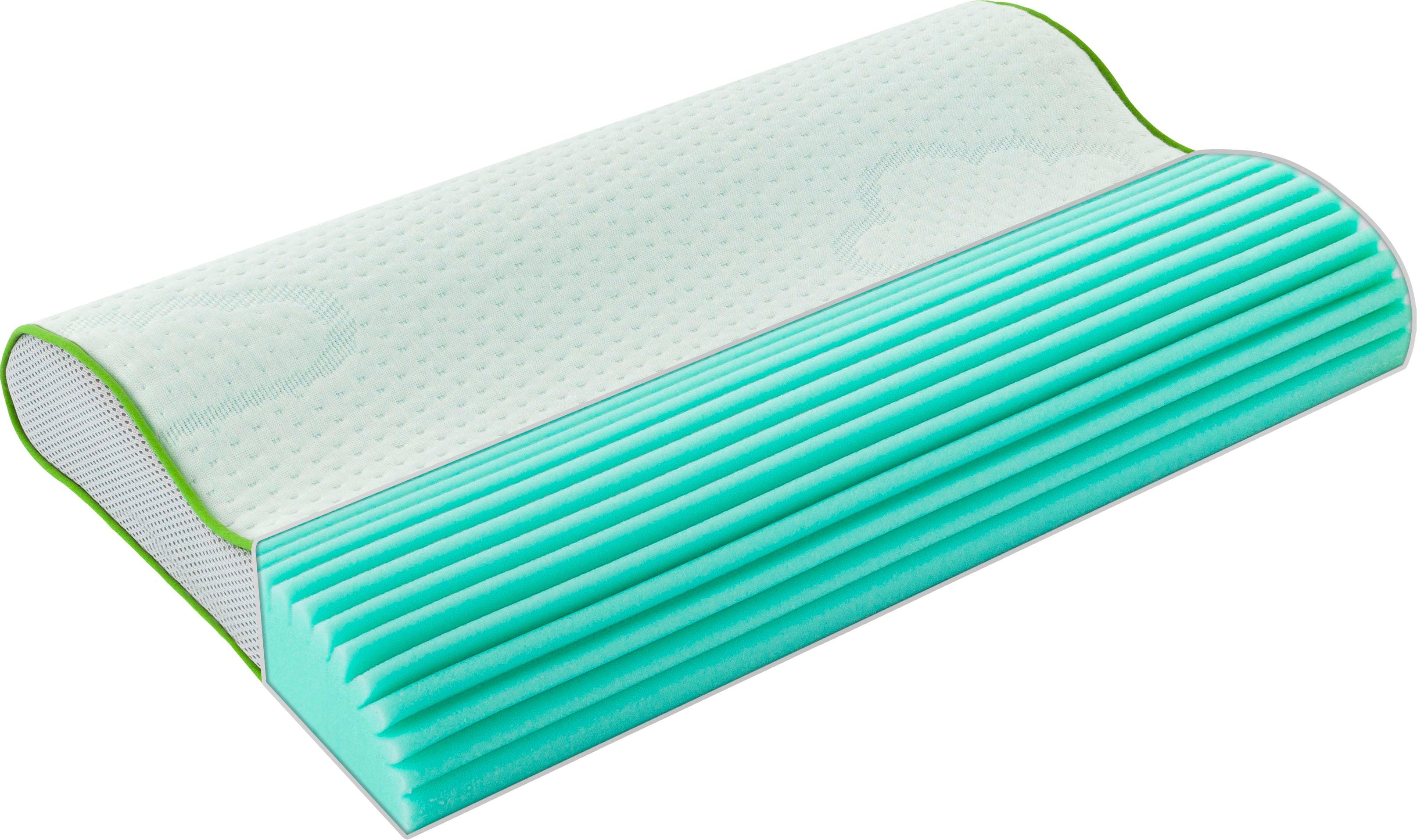 Träumeland Kopfkissen Kinderkissen Basic, (1 St.) weiß Baby Babykopfkissen Bettdecken, Unterbetten