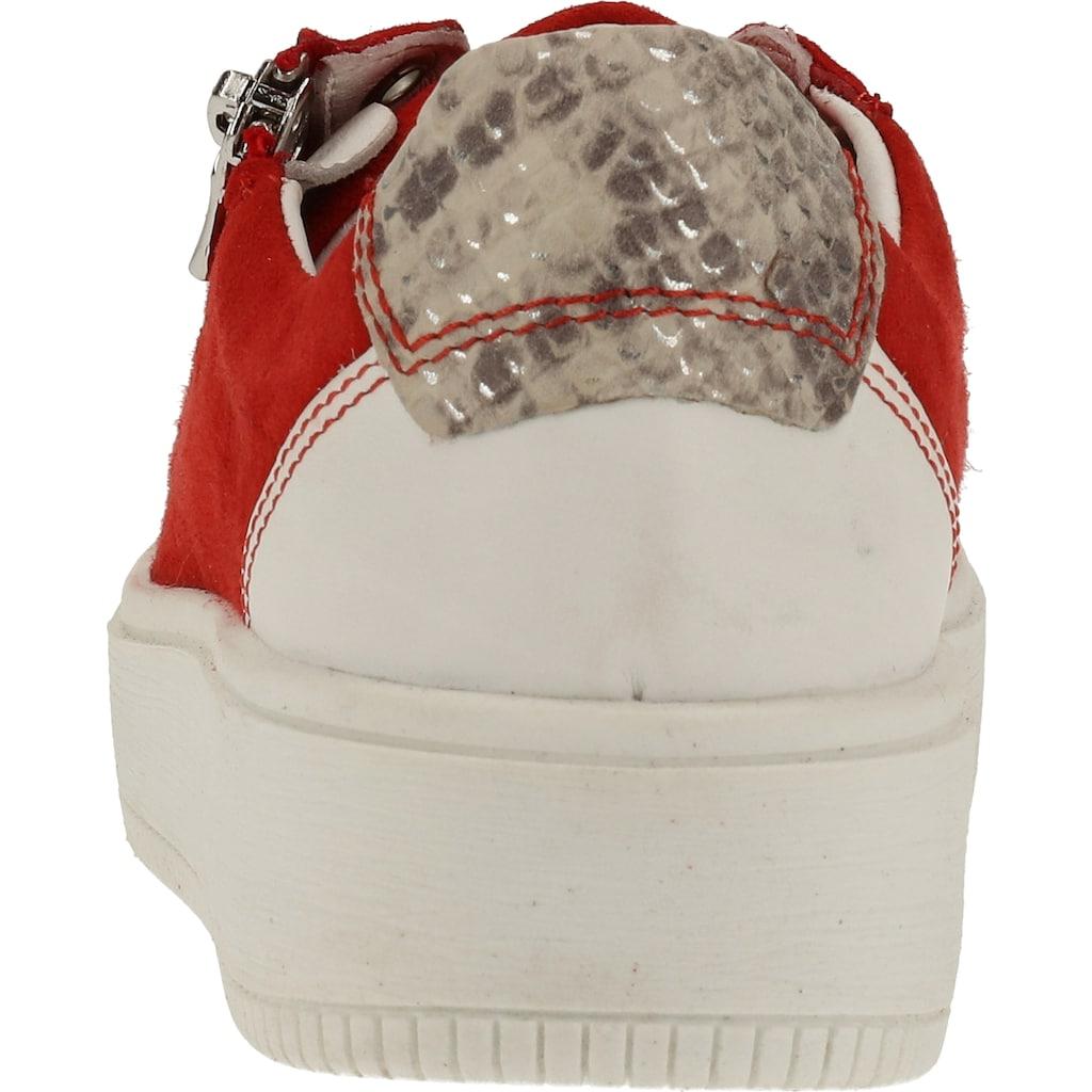 MARCO TOZZI Sneaker »Leder«