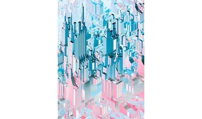 Komar Fototapete »Duplex«, bedruckt-floral-geblümt, ausgezeichnet lichtbeständig kaufen