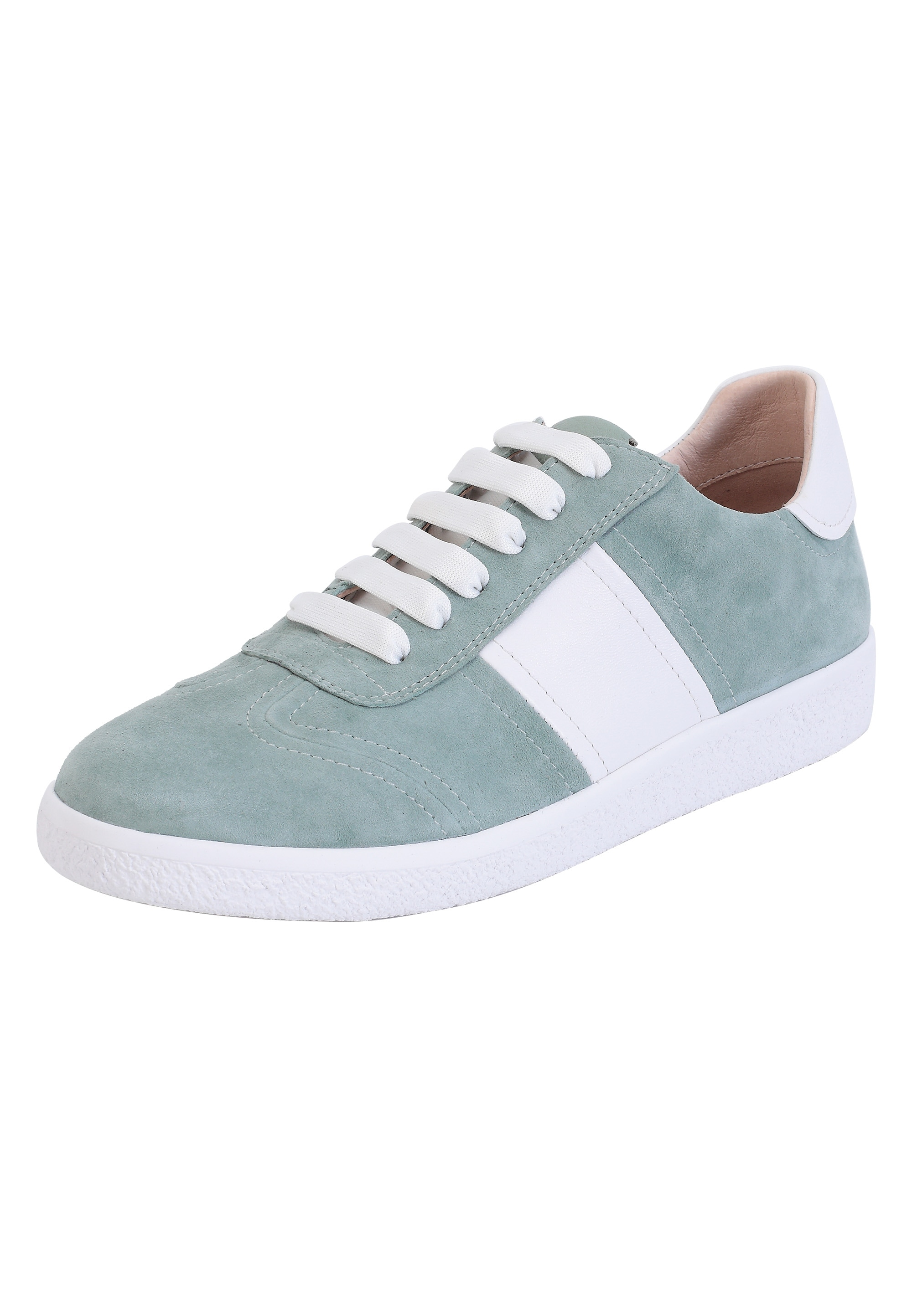 ekonika -  Sneaker, mit kontrastierenden Einsätzen