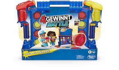 """Hasbro Spiel, """"4 gewinnt Battle"""" kaufen"""