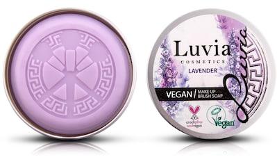 Luvia Cosmetics Pinselseife »Essential Brush Soap - Lavender«, vegan kaufen