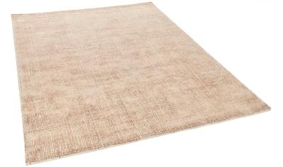 TOM TAILOR Teppich »Groove«, rechteckig, 15 mm Höhe, modernes Design, edles Farbspiel, Wohnzimmer kaufen