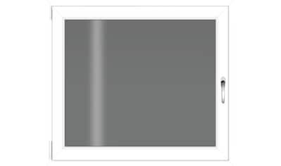 RORO TÜREN & FENSTER Kunststoff - Kellerfenster BxH: 60x50 cm, ohne Griff kaufen