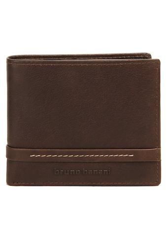 Bruno Banani Geldbörse, besonders schlankes Design kaufen