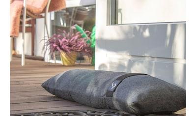 BASER Beschwerungsgewicht »Outdoor«, Kunstsoff, 2x15 kg, dunkelgrau kaufen