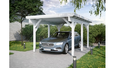 Kiehn - Holz Einzelcarport »KH 300 / KH 301«, Stahl - Dach, versch. Farben kaufen