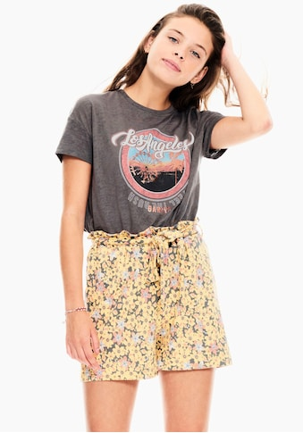Garcia T-Shirt, in used-Optik kaufen