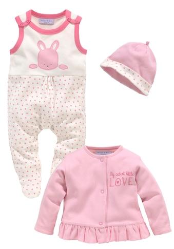 Klitzeklein Strampler, Jäckchen & Mütze »Cute Babygirl« kaufen