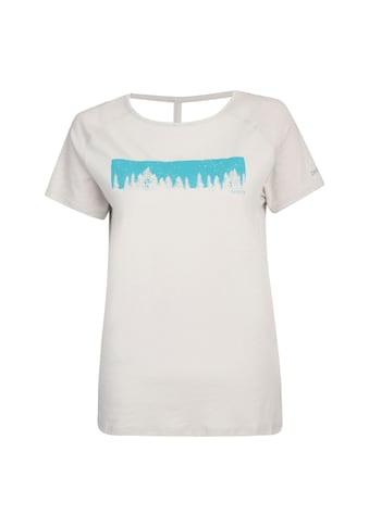 Dare2b T-Shirt »Damen Astral mit Wald-Motiv und Cutout-Detail« kaufen