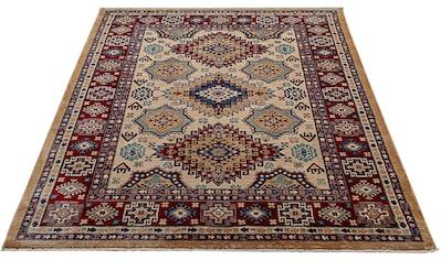 Sehrazat Teppich »Ornament 1354«, rechteckig, 10 mm Höhe, Kurzflor, Orient-Optik, mit Fransen, Wohnzimmer kaufen