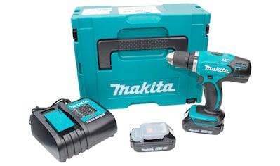 Makita Akku-Bohrschrauber, inkl. 2 Akkus & Ladegerät kaufen