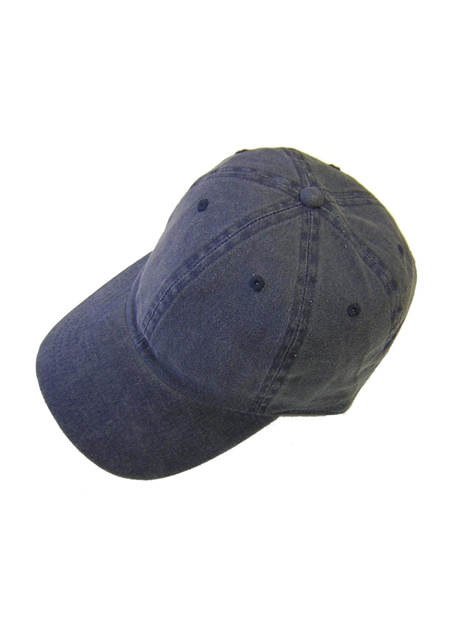 chaplino -  Baseball Cap, im Used-Look