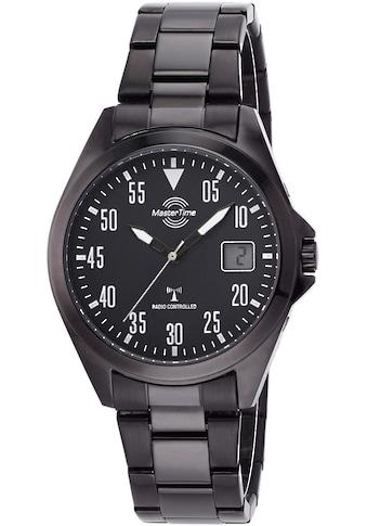 MASTER TIME Funkuhr »MTGA - 10689 - 25 M« kaufen