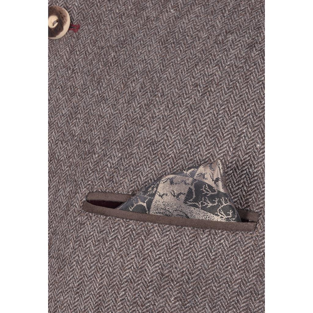 Weis Janker mit raffiniertem Taschendesign »Rosenheim«