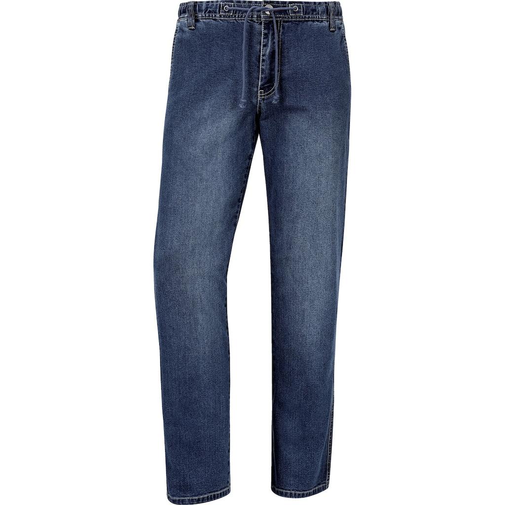 Jan Vanderstorm Dehnbund-Jeans »VERTTI«, Dehnbund mit Kordel