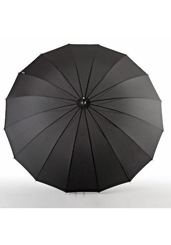 Euroschirm Stockregenschirm »Metropolitan®, schwarz« kaufen