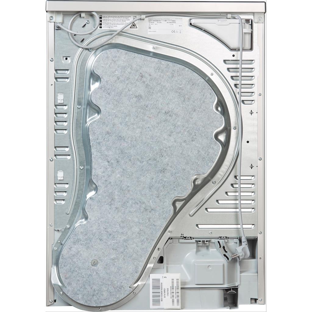 SIEMENS Wärmepumpentrockner »WT47XMS1«, iQ700, 8 kg, mit intelligentCleaning System