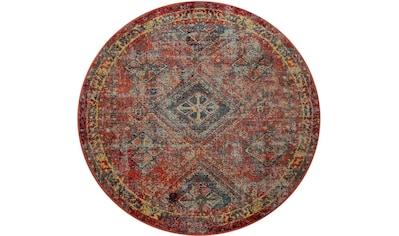 Teppich, »Artigo 432«, Paco Home, rund, Höhe 11 mm, maschinell gewebt kaufen