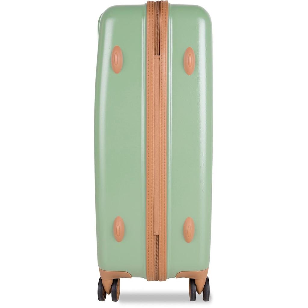 suitsuit Hartschalen-Trolley »Fab Seventies, 66 cm«, 4 Rollen