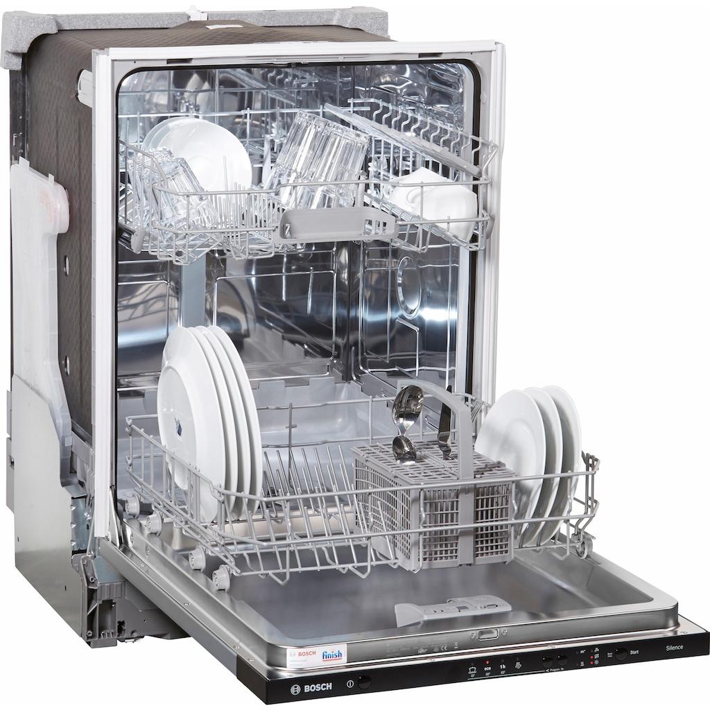 BOSCH vollintegrierbarer Geschirrspüler »SMV24AX00E«, SMV24AX00E, 12 Maßgedecke