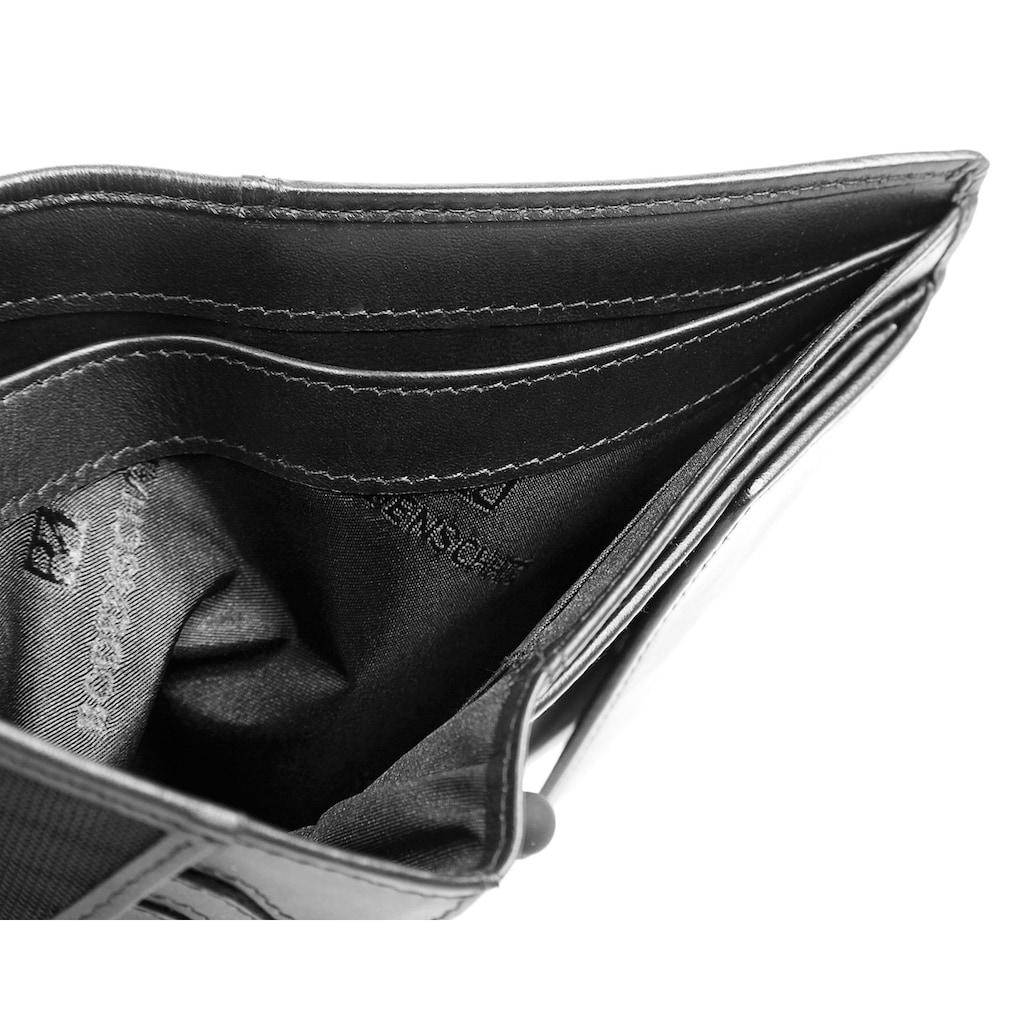 BODENSCHATZ Geldbörse »PRINESS«, Kreditkartenfächer