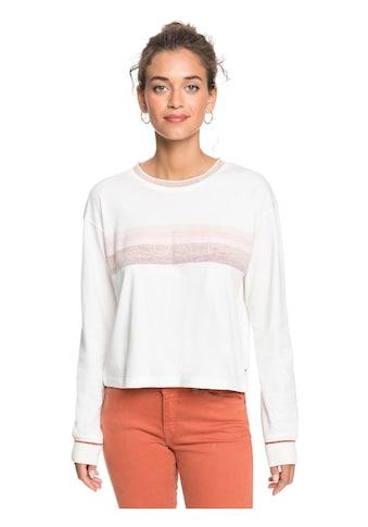 Roxy Langarmshirt »Crazy Story« kaufen