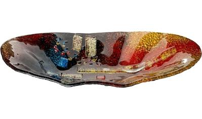 GILDE GLAS art Dekoschale »Soleil« kaufen