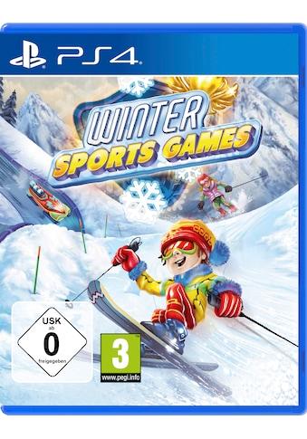 Winter Sports Games PlayStation 4 kaufen
