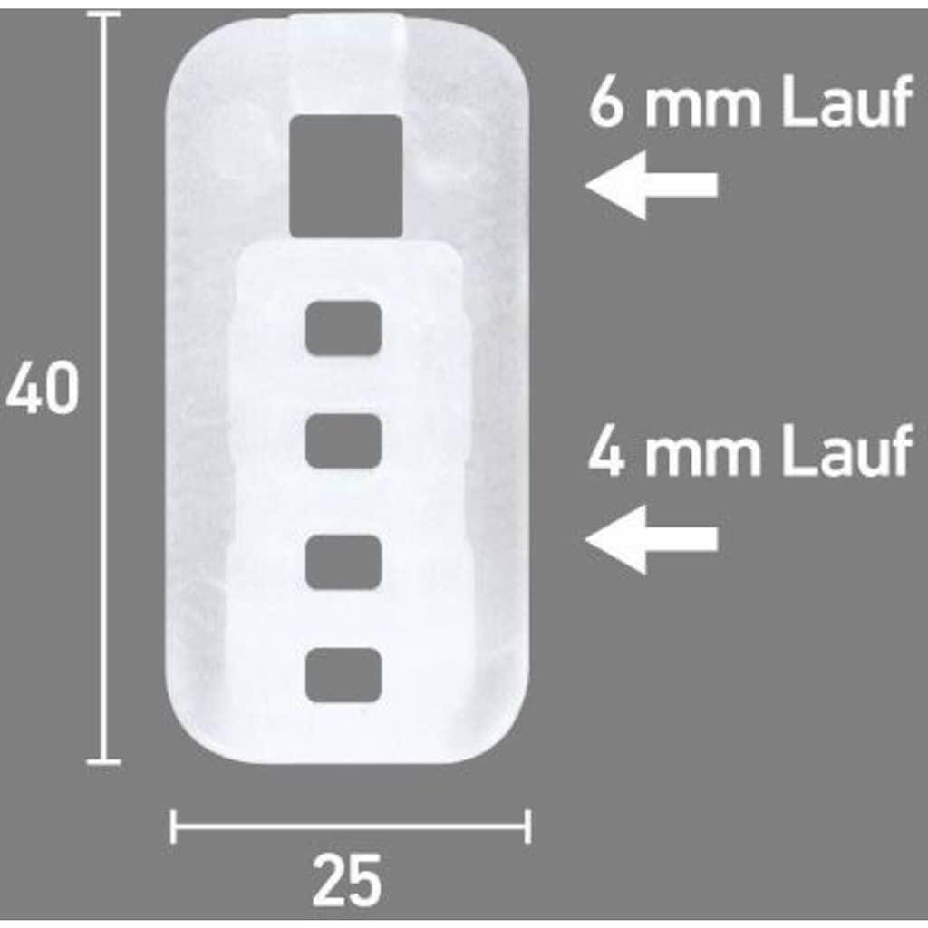 Good Life Feststeller »Tim«, für Vorhangschienen und -stangen 4/6 mm