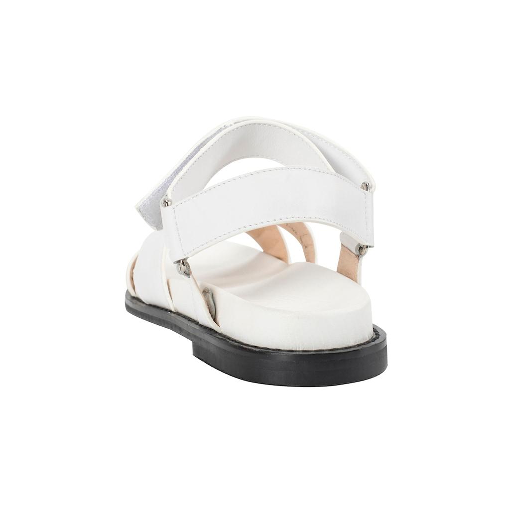 ekonika Sandale »Portal«, hergestellt aus echtem Leder