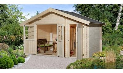 WEKA Gartenhaus »Gr.1«, BxT: 420x260 cm, inkl. Fußboden kaufen