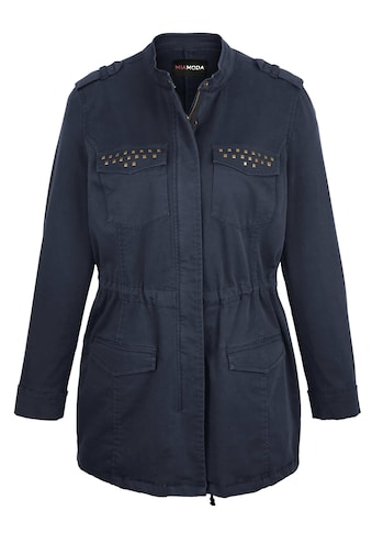 MIAMODA Jacke aus angenehmem Baumwoll-Stretch Material kaufen