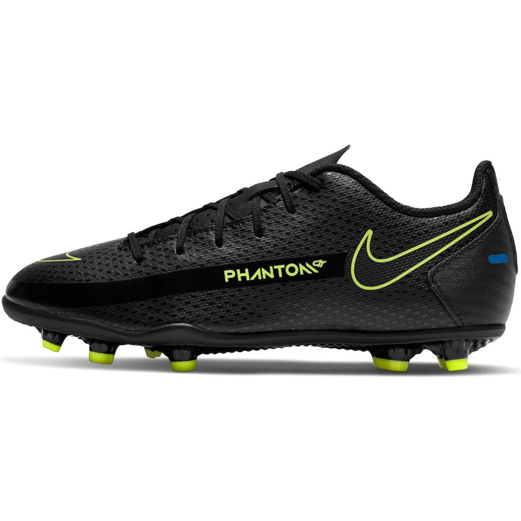 Nike Fußballschuh »JR. PHANTOM GT CLUB FG/MG«
