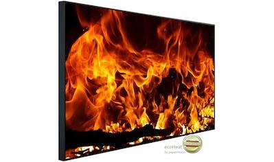 Papermoon Infrarotheizung »Feuer«, sehr angenehme Strahlungswärme kaufen